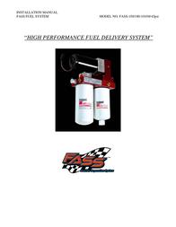 Horizon Fuel Cell Technologies Automobile Parts 180-1010 User Manual