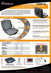 Mobilis Performance Protective Case 4301/15/01/BK Leaflet