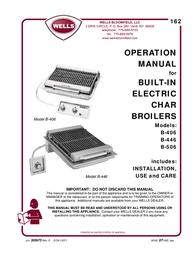 BLOOMFIELD B-446 User Manual