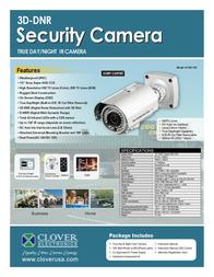 Clover Technologies Group HDC150 Leaflet