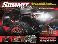 Traxxas Summit TRAX5607-GREEN User Manual
