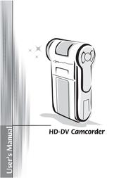 Aiptek Pocket DV Z-300 HD 400272 User Manual