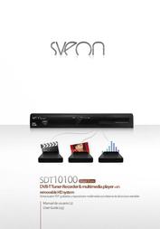 Sveon SDT10100 User Manual