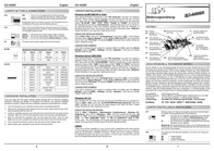Actebis Exsys EX-44095 PCI-Express 4S/1P Multi I/O card 15.06.1121 Leaflet