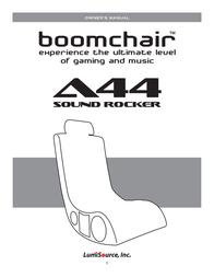 Lumisource A44 User Manual