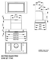 Roblin Actis/2 Pro 7741 Electro 6207102 Diagram