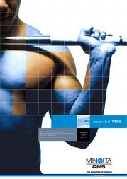 Konica Minolta Magicolor 7300 128MB 21ppm A4 5250210-200 User Manual