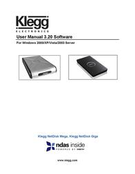 Klegg ndu10-160 Reference Guide