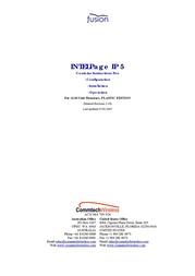 Fusion Electronics Radio Antenna 2.1 User Manual