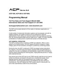 Multi-link Multi-Link Acp-300 ACP-300 User Manual