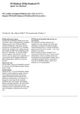 HP 2540p WK301EA-SB1-SE-ML#ABH User Manual