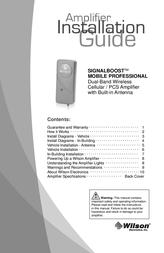 Wilson Electronics 801241 User Manual