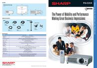 Sharp PG-C20XE Leaflet
