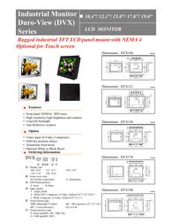 I-TECH dvx104 Specification Guide