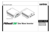 Xantrex PROWATT SW SW 1000 User Manual