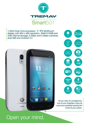Tremay Smart 501 TS501 Leaflet