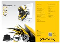 Yarvik PMP001 Leaflet