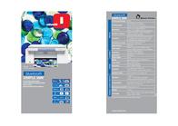 Olivetti SIMPLE_WAY bluetooth B9355000 Leaflet