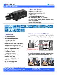 KT&C KPC-BSP6300NU User Manual