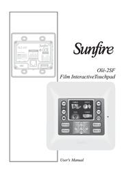 Sunfire OLE-2SF User Manual