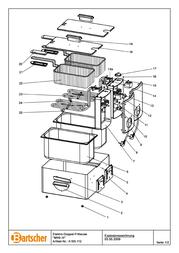 Bartscher A165112 User Manual