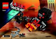 Lego Movie LEGO® MOVIE 70817 BATMAN™ SUPER KRATZ 70817 Data Sheet