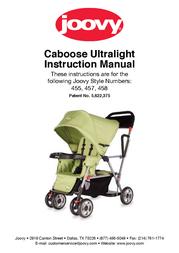 Chicco 457 User Manual