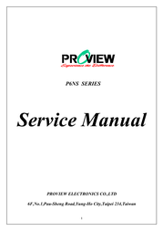 Proview P6NS Series User Manual