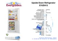 Everglades EVUD413 Leaflet