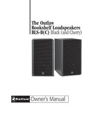 Outlaw Audio BLS-B(C) User Manual