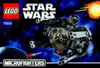 Lego Starwars LEGO STAR WARS 75031 TIE INTERCEPTOR 75031 User Manual