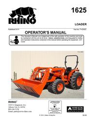 Rhinotek F-4243C User Manual