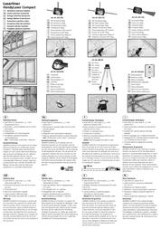 Laserliner 025.03.00A Data Sheet