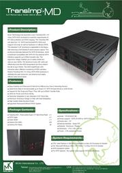 MUKii TIP-230SU-BK Leaflet