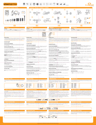 o-synce Bicycle Computers, Bicycle Speedometers, Bicycle Accessories 03213139 03213139 Data Sheet