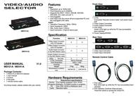 QVS MSV41A Leaflet
