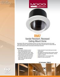 Moog Videolarm RM7 RM7CF2N Leaflet