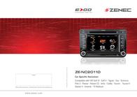 Zenec ZE-NC2011D User Manual