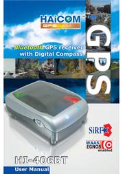 Haicom hi-406bt-c User Manual