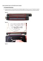 Sabrent USBDSC5 User Manual