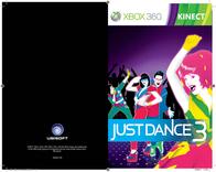 Ubisoft Just Dance 3 52677 Benutzerhandbuch