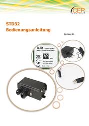 Cep Terminals TELEMETRY-TERMINAL STD32 8300 User Manual