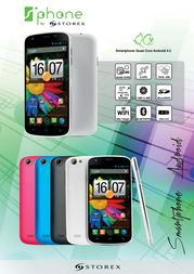 Storex QC50 SA30518 Leaflet