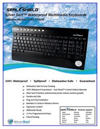 Seal Shield SILVER SURF S105WDE Leaflet