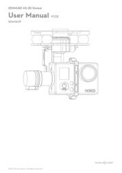 DJI Quadcopter RtF incl. GPS 0361002G3 Data Sheet