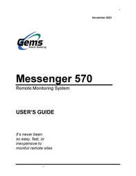 Lexicon 570 User Manual