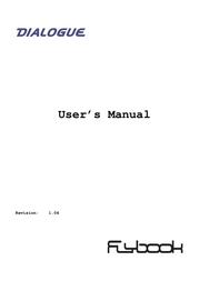 Dialogue a33i User Guide