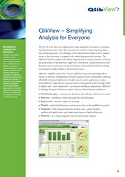 QlikTech QlikView Enterprise Software Development Kit EN QVSDK00 User Manual