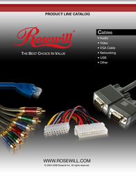 Rosewill RCW-H9009 User Manual