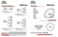 MTX TN10-04 Leaflet